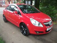 Vauxhall Corsa 1.3 CDTi 16v Design 3dr (a/c) BUY FROM AA APPROVED GAARGE 2007 (07 reg), Hatchback