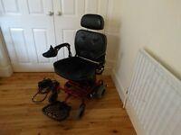 Electric Wheelchair - Shoprider RMA Vienna Power Chair Model S-UL7