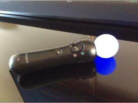 Sony PlayStation move controller for PS3/ps4 vr