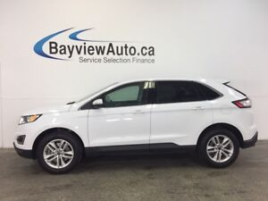2017 Ford EDGE SEL- AWD! KEYPAD ENTRY! HTD SEATS! REV CAM! SYNC!