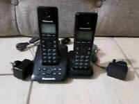 PANASONIC KX-TG 2721e Digital Cordless Telephone