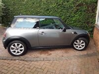 Mini Cooper Graphite Diesel Lady Owner Great condition 2010 Cheap Road tax £20