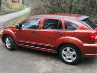 Dodge Caliber 2.0 CRD SXT Manual towbar