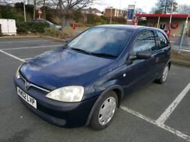 Vauxhall Corsa 1.2 i 16v Club Easytronic 3dr FSH 1 previous Owner