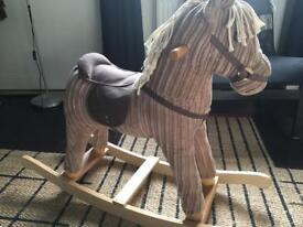 Immaculate Mamas and Papas Rocking Horse