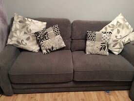 Grey suite for sale