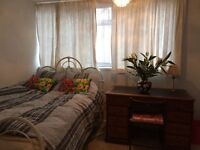 SE22 Large newly decorated double room in sunny, spacious house-share