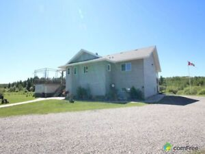 $739,900 - Raised Bungalow for sale in Brazeau County