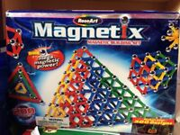 Magnetix - magnetic building game suitable for 6+
