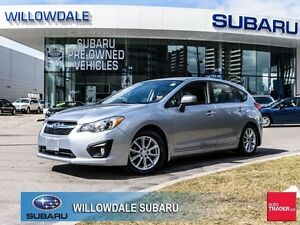 2014 Subaru Impreza 2.0i Touring PKG Remote Starter, No Accident