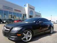 2013 Mercedes-Benz CLS550 4Matic AMG Styling Pkg Nav Leather Sun