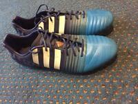 Adidas nitro charge 1.0. Size 9.5 football boots