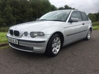 ❌STUNNING BMW 316 TI SE COMPACT MUST GO £495❌
