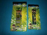 New Ben 10 Pens & Pencils IP1