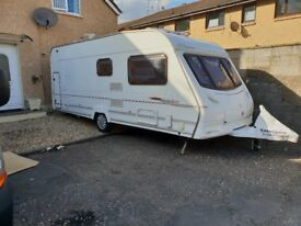 Ace Courier Jubilee 2006 caravan immaculate condition