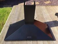Rangemaster 110cm chimney hood
