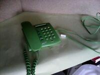 "Modern Style "" Land line"" Telephone Handset"
