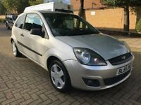 Ford fiesta LOW MILLAGE! GOING CHEAP!