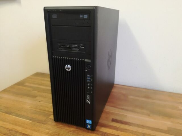 HP Z220 WORKSTATION - XEON E3-1240 V2 (8CPU) - 16GB - 1TB - FirePro V3900  3D Graphics - Computer PC | in Kilburn, London | Gumtree