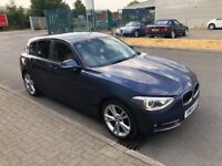 BMW 1 Series 2.0 118d Sports Hatch 5dr