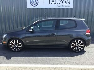 2013 Volkswagen Golf GTI 3-Door (A6)