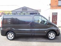 Finance from £147 a month! Vauxhall Vivaro 2.0CDTi Sportive SWB van MOT Jan 18 NO VAT! (6)