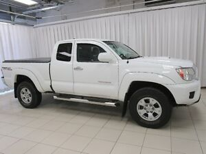 2015 Toyota Tacoma TRD OFFROAD EXT CAB 2D4 4PASS
