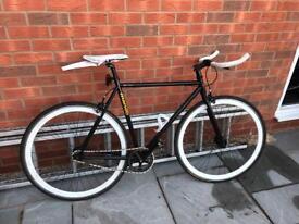 Mango Fixie Single Speed Bike