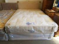 Brand new deluxe orthopaedic 4.6ft bed (Other sizes in stock)