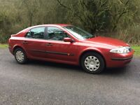 ++ AUTOMATIC ++ 04/04 RENAULT LAGUNA 1.8 AUTHENTIQUE AUTOMATIC, GENUINE LOW MILEAGE, MOT TILL JUNE..