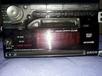 For Sale ford connect midi CD Compact Sony CHANGER Control 35 watts x4