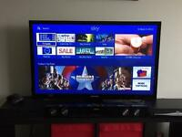 42 inch Samsung plasma tv immaculate condition