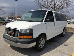 2013 GMC Savana Passenger SLE|Power Group|AWD|Bluetooth|Alloys|M
