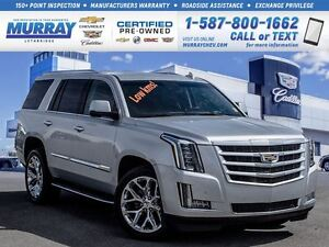 2016 Cadillac Escalade **One Owner!  Navigation!**