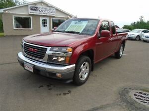 2011 GMC Canyon SLE 2WD Extended Cab