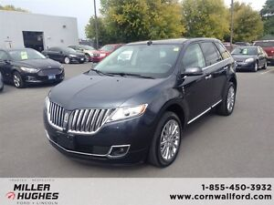 2013 Lincoln MKX Leather,Wood Pkg,Pano.Roof,Nav,Camera