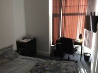 "STUDENT ROOM, NEWLY RENOVATED HOUSE, DOUBLE BED, 32"" HDTV, TV LICENSE, WIFI INCLUDED, 335 PCM"