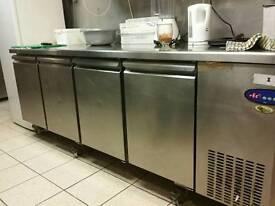Restaurant fridge