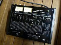 Realistic RS 32-1200b Stereo Mixing Console 3-Mic Phono Tape AUX Mixer