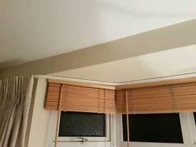 John Lewis made to measure wooden venetian blinds