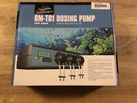 Bubble-magnus BM-T01 Dosing Pump, brand new in box.