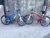 Giant revel for sale (iphone) mountain bike 26inch (boardman carrera giant muddyfox) px swaps