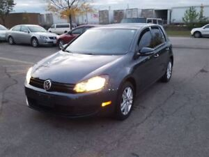 2011 Volkswagen Golf 2.5L Accident Free 119000 Kms