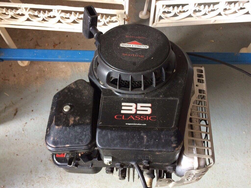 Briggs and Stratton 35 Classic (3 5HP) Lawnmower Engine | in Innerleithen,  Scottish Borders | Gumtree