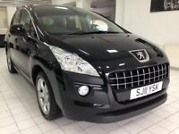 2011 Peugeot 3008 Sport HDI S-a 1.6 Diesel Automatic
