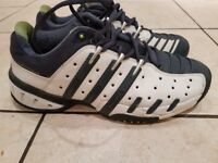 Adiddas size 8 trainers