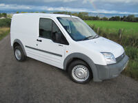 Ford Transit Connect T220 2008 TOWBAR LINED S/HISTORY LONG MOT £3750 ono INCLUDES VAT.