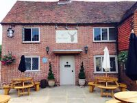 Bar / Restaurant staff required in a family owned pub. Experience an advantage.
