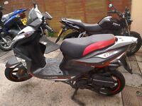 2014 - SINNIS HARRIER 125cc Scooter (LearnerLegal Bikes)