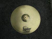 "Sabian Solar 20"" Ride Cymbal"